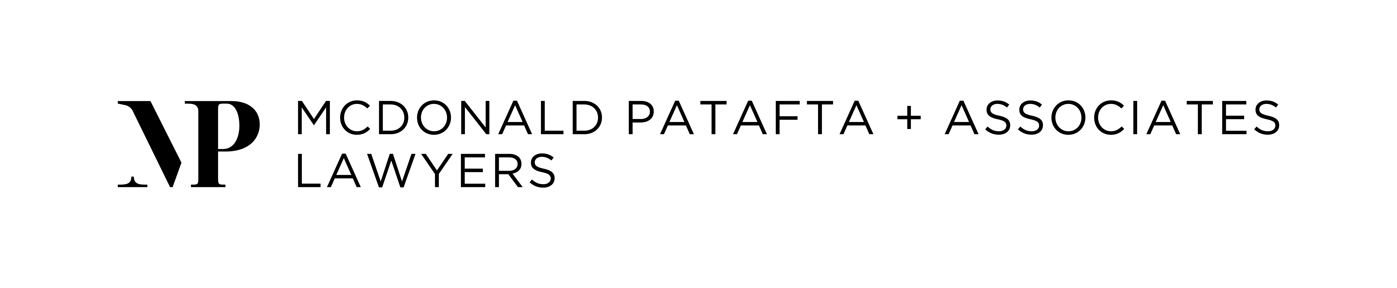 McDonald Patafta & Associates Lawyers